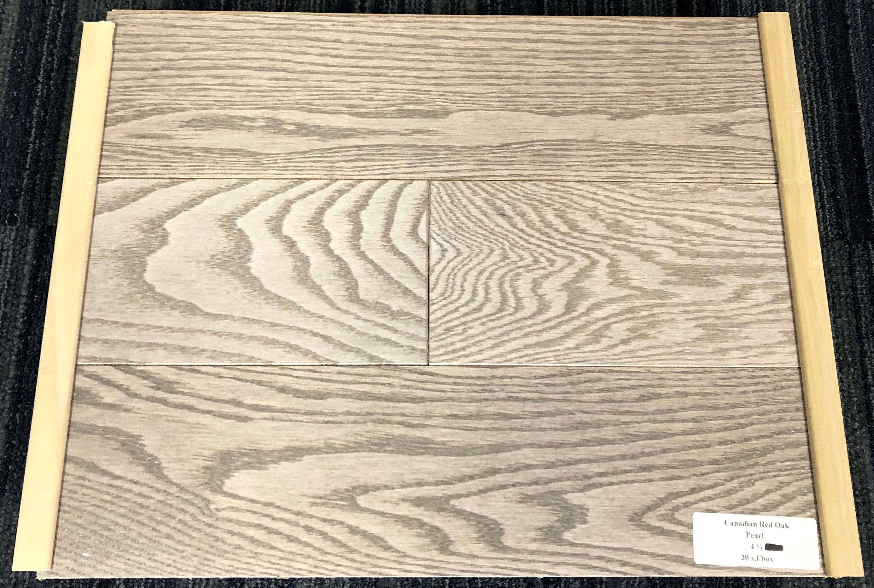 Pearl Wickham Red Oak Domestic Hardwood Flooring Image