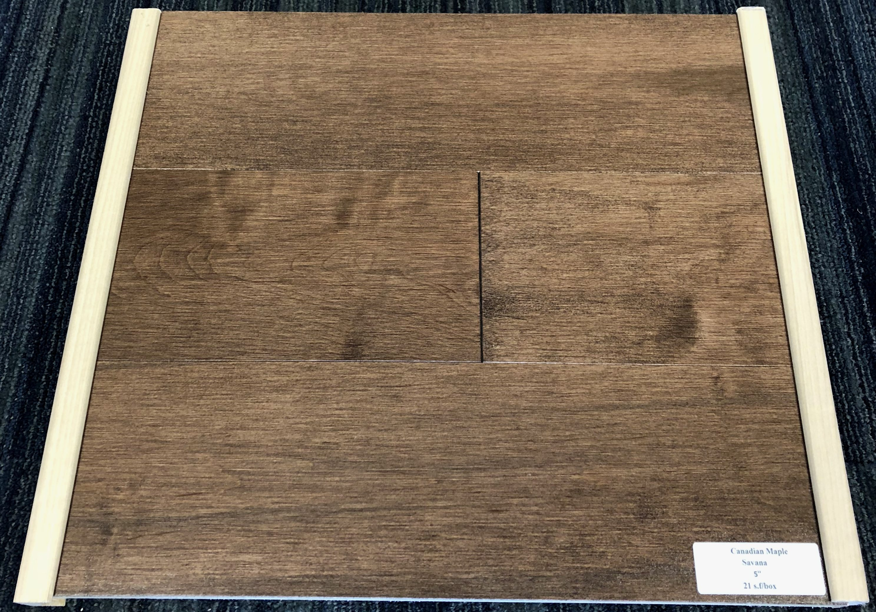 Savana Wickham Maple Domestic Hardwood Flooring Image