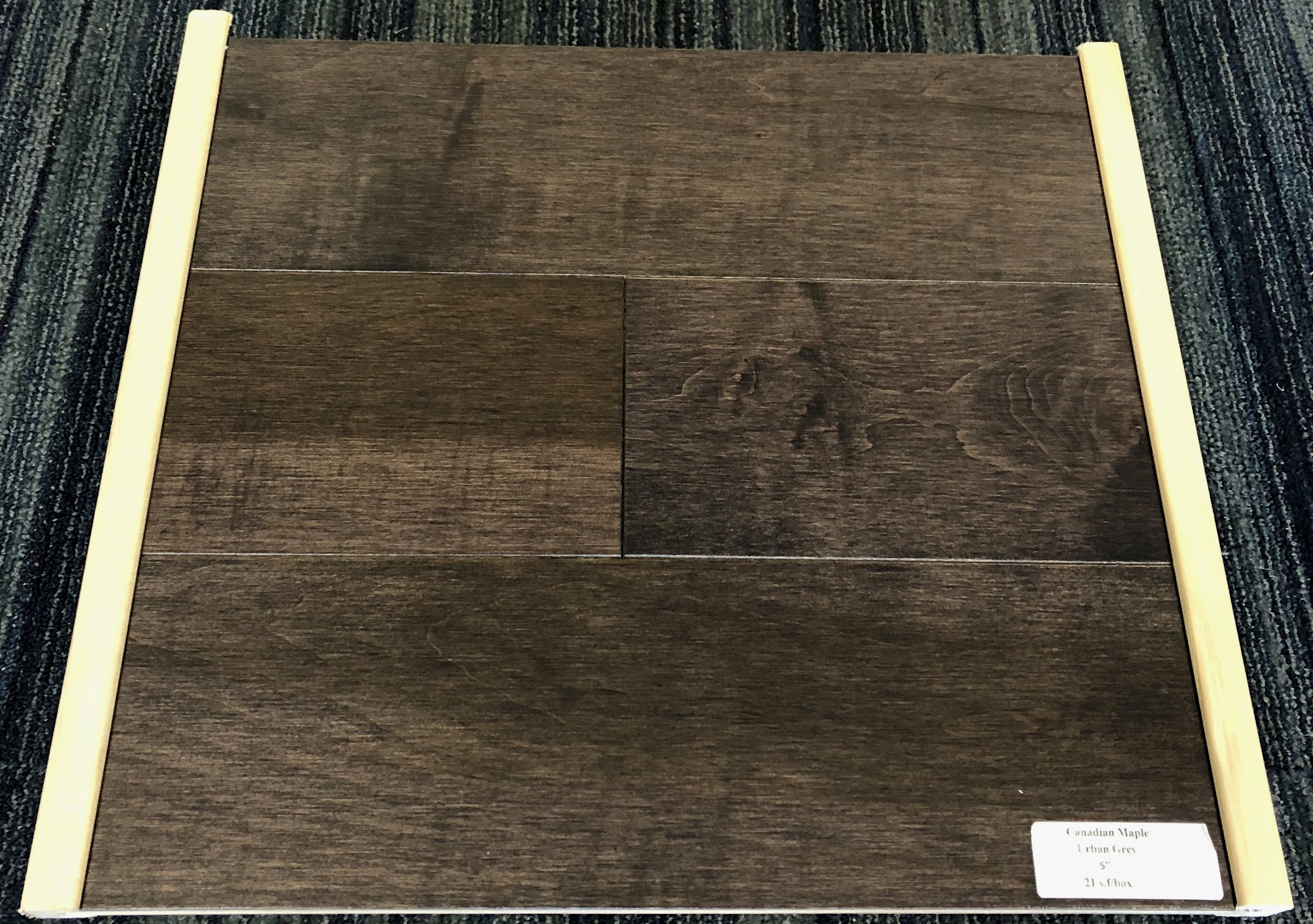 Urban Grey Wickham Maple Domestic Hardwood Flooring Image