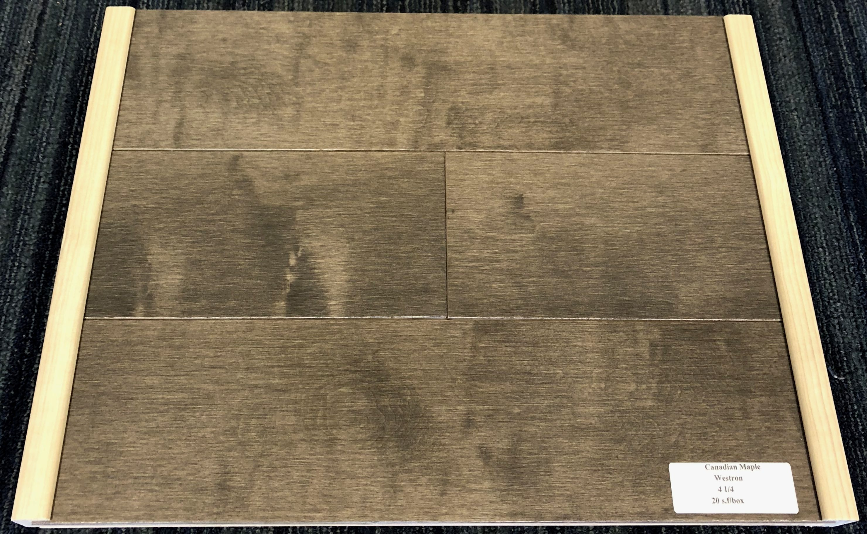 Western Wickham Maple Domestic Hardwood Flooring Image