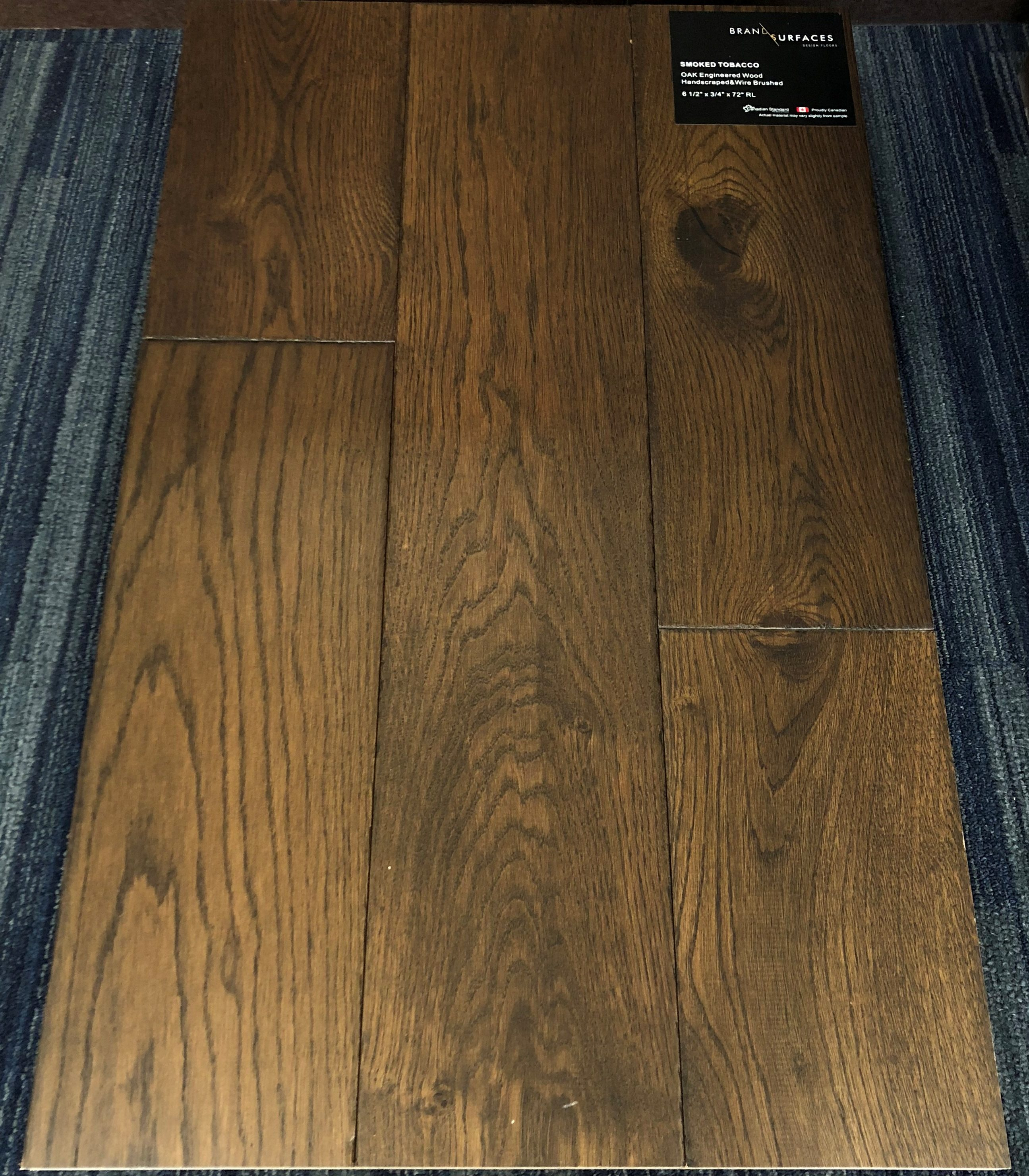 Brand surfaces oak flooring squarefoot flooring for Flooring surfaces