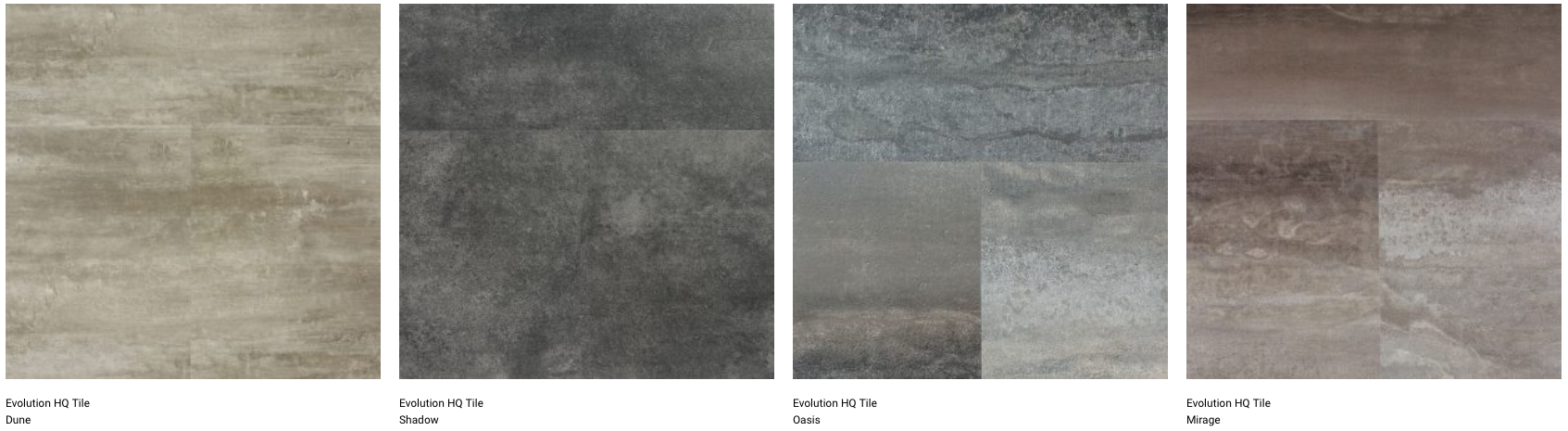 Dune - Mirage - Oasis - Shadow - 12x24 Evolution HQ 5.5MM WPC VINYL TILE FLOORING 12X24 EVOLUTION HQ WPC VINYL TILE FLOORING 100% WATERPROOF 5.5MM WPC 5G CLICK VINYL TILE Dimensions: Thickness: 5.5 mm (7/32″) Width: 305 mm (12″) Length: 610 mm (24″) Coverage: 22.03 sq.ft / box Finish: Micro bevel Grade: heavy commercial Installation: glue less clic locking system Wear layer: 0.3 mm Warranty: 25 year residential / 5 year commercial