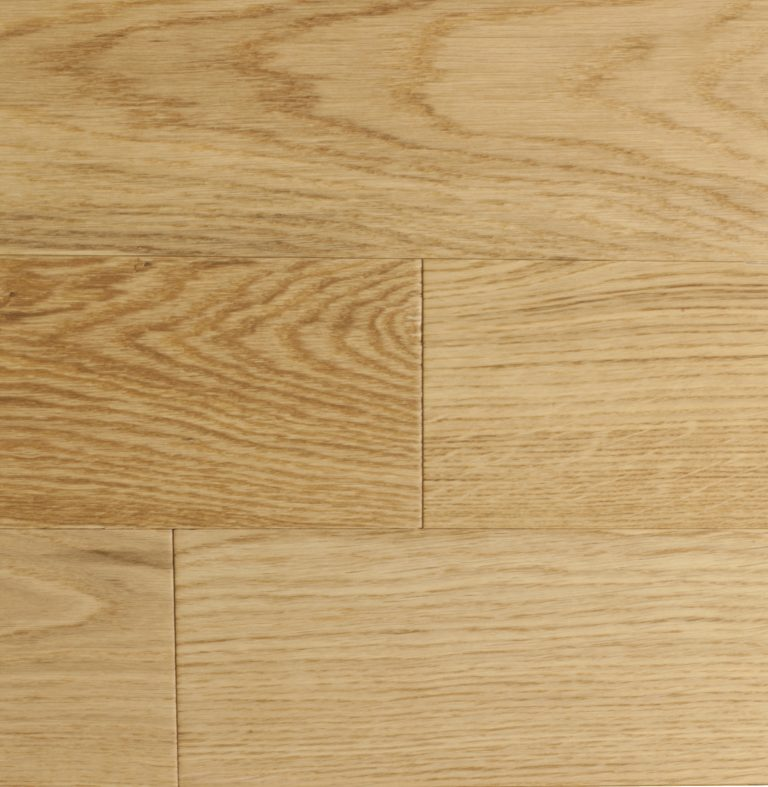 Natural Oak 1867 Solution Engineered Hardwood Flooring Solution 3/4 Natural Oak Collection: Solution 3/4 Color: Natural Oak Code: 5568200 Dimensions: Thickness: 18 mm (11/16″) Width: 127 mm (5″) Length: R/L Coverage: 24,1 sq.ft. / box Finish: smooth mat finish, 10 coats Super Shield Protection Grade: ABC Installation: tongue and groove Top veneer: 2 mm Warranty: residential limited 40 years / commercial limited 7 years