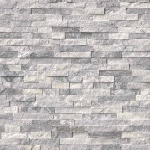 Alaska Gray Stacked Stone Panels Ledgerstone 6x24 1 1