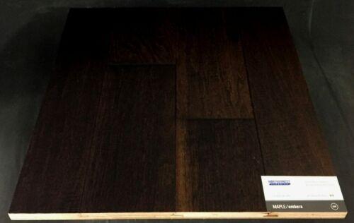 Ambera Maple Hand scraped Engineered Flooring 1 1