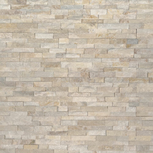 Arctic Golden Mini Stacked Stone Panels Ledgerstone 4.5X16 1