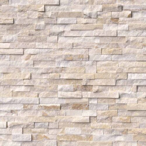 Arctic Golden panel Stacked Stone Panels Ledgerstone 6X24 1