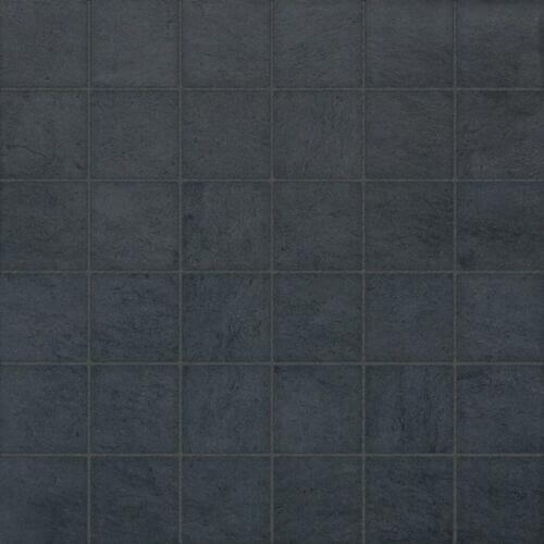 BLACK 46 192 2X2 CINQ CERAMIC MOSAICS