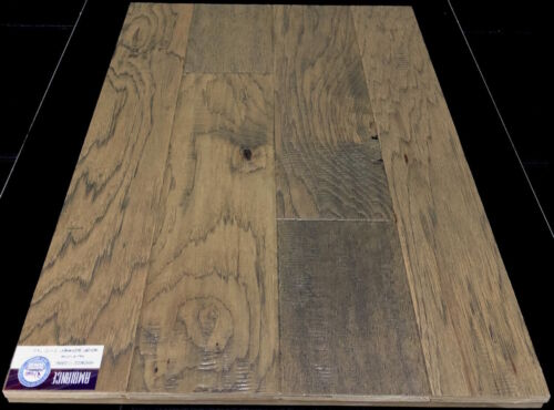 BUCKWHEAT 12194 AMBIANCE HICKORY ENGINEERED HARDWOOD FLOORING 1