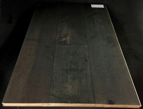 Blacksmith Antiqued Maple Unikkwood Hand scraped Engineered Hardwood Flooring 1 1