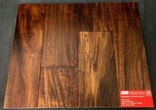 Cocoa NAF Exotic Walnut Engineered Hardwood Floors 1 1