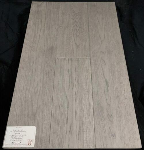 Coyote Grandeur Hickory Artisan Engineered Hardwood Flooring scaled 1 1