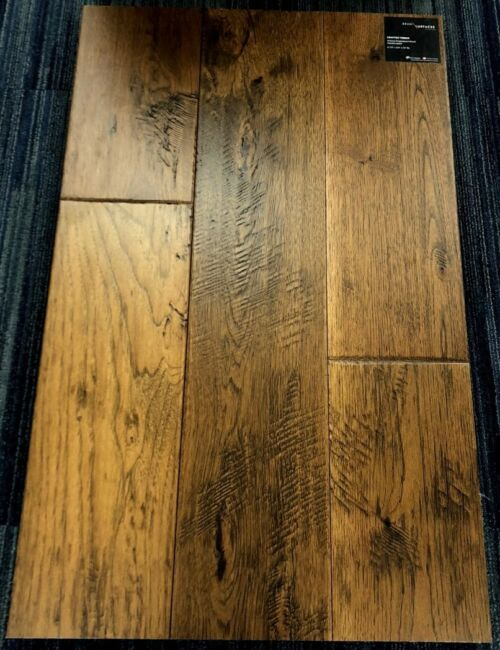 Crafted Timber Brand Surfaces Hickory Handscraped Engineered Hardwood Flooring 1 1