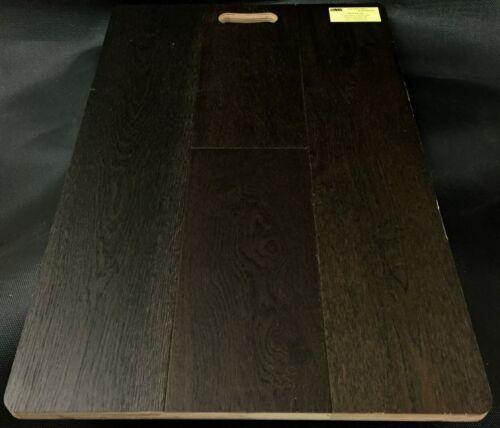 Dark Smoke NAF European Oak Wirebrushed Engineered Hardwood Flooring 2 1 1
