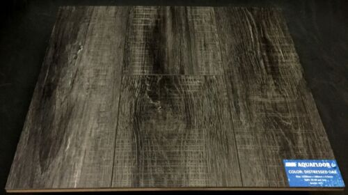 Distressed Oak NAF Aquafloor 4.5mm Vinyl Plank Flooring e1591967752332 1