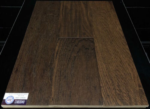 EARTH BROWN 25004 AMBIANCE HICKORY ENGINEERED HARDWOOD FLOORING 1