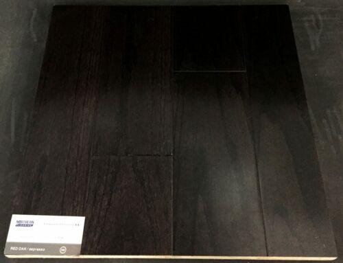 Expresso Red Oak Engineered Hardwood Floor 1 1