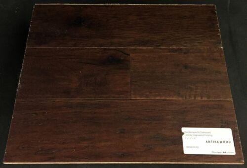 Farmhouse Hickory Engineered Hardwood Floors Antikkwood 1 1