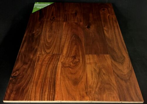 Golden Acacia Hand scraped Click Engineered Hardwood Green Touch Floors 1 1