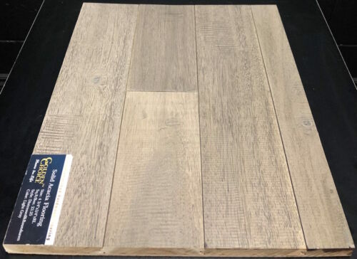 Light Grey Golden Choice Acacia Hardwood Flooring 1