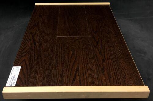 Marsala Tosca Red Oak Wirebrushed Hardwood Flooring 1 1 1