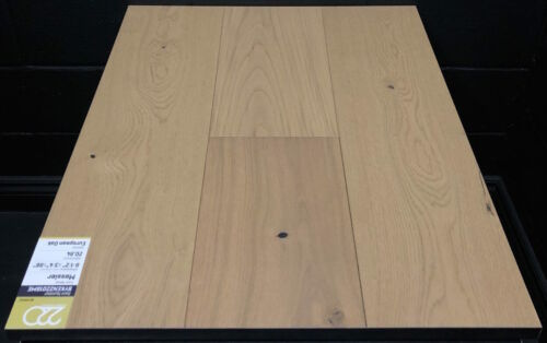 Messier Biyork 220 European Oak Engineered Hardwood Flooring NOUVEAU 8 1