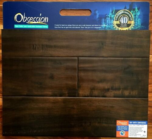 Milan 13457 Obsession Exotic Walnut Engineered Hardwood Floors 1 1