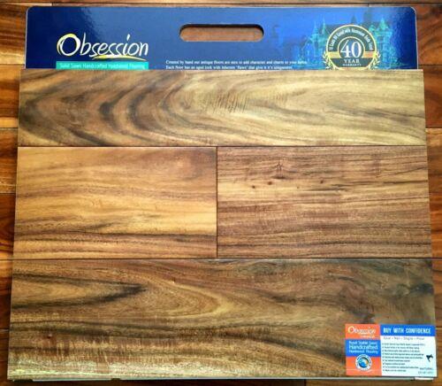 Natural 13452 Obsession Exotic Walnut Engineered Hardwood Floors 1 1
