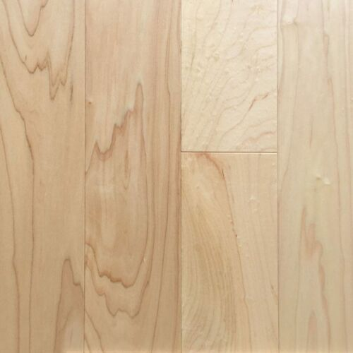 Natural Hard Maple Flooring Hardwood Planet 1