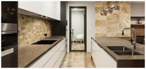 Picasso Travertine Tile Anatolia Tile Squarefoot Flooring 1