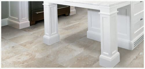 Rustic Ivory Travertine Tile Anatolia Tile Squarefoot Flooring 1