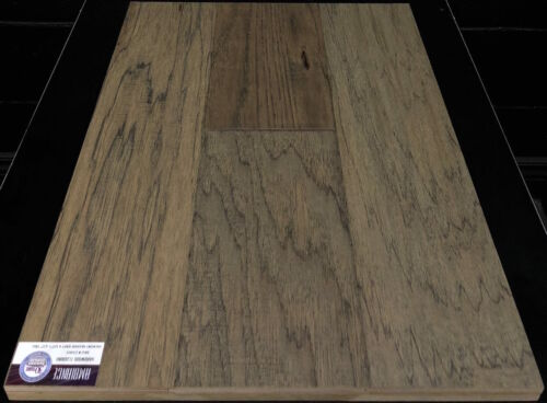 SEASIDE GREY 25003 AMBIANCE HICKORY ENGINEERED HARDWOOD FLOORING 1
