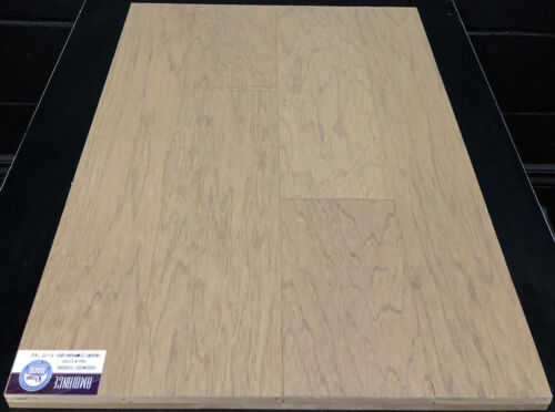SYMPHONY GREY 12193 AMBIANCE HICKORY ENGINEERED HARDWOOD FLOORING 1
