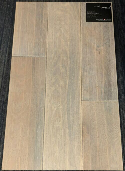 Satin Snow Brand Surfaces Oak Handscraped Wire Brush Engineered Flooring e1523977299780 scaled 1 1