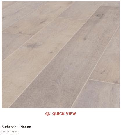 St. Laurent 12mm Authentic Nature Laminate Flooring 1