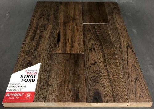 Stratford Biyork Hickory Hardwood Flooring 1