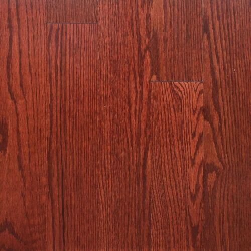 Uphill Cherry Red Oak Flooring Hardwood Planet Select and Better 1