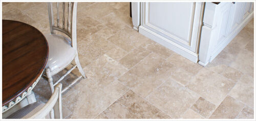 Walnut Travertine Tile Anatolia Tile Squarefoot Flooring 1